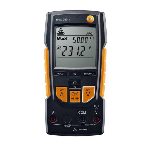 Multímetro Digital Testo 7601