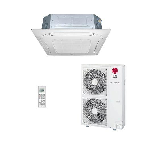 Ar-Condicionado Split Cassete Inverter LG 47.000 BTUs Quente/Frio 220V Monofásico