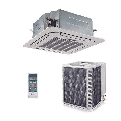 Ar-Condicionado Split Cassete Inverter Elgin 60.000 BTUs Só Frio 220V Monofásico