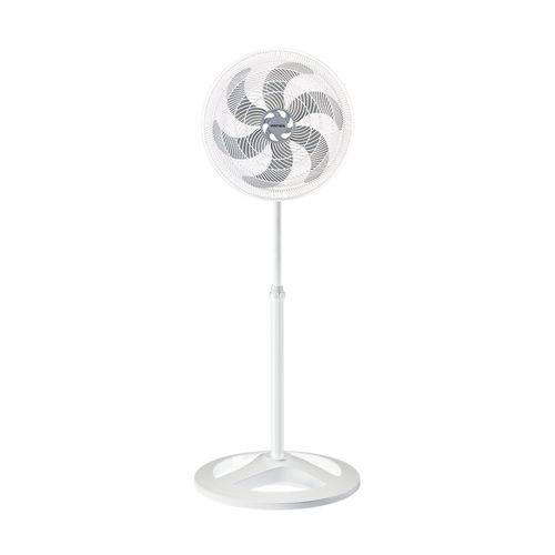 Ventilador De Coluna Ventisol Turbo 6 Pás 50cm Branco 220V