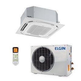 Ar-Condicionado Split Cassete Plus Elgin 36.000 BTUs Só Frio 220V Monofásico