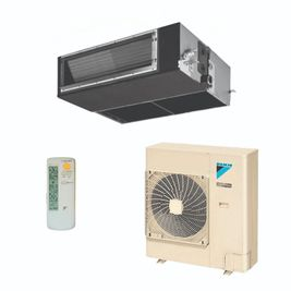 Ar-Condicionado Split Duto Inverter Daikin SkyAir 30.000 BTUs Quente/Frio 220V Monofásico
