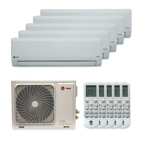 Ar-Condicionado-Multi-Split-Inverter-Trane-41.000-BTUs-5-Ambientes-QuenteFrio-220V