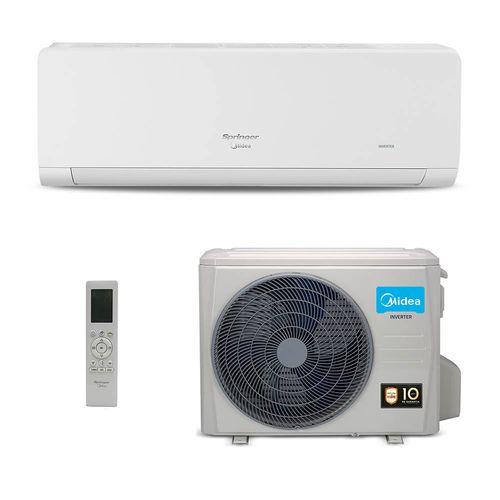 Ar-Condicionado Split HW Inverter Springer Midea Xtreme Save 12.000 BTUs Quente/Frio 220V
