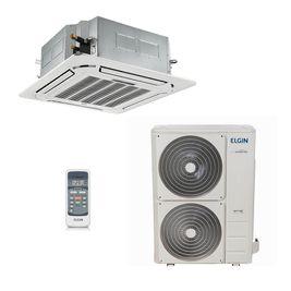Ar-Condicionado Split Cassete Inverter Elgin 48.000 BTUs só Frio 220V Monofásico