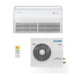 Ar-Condicionado Split Piso Teto Inverter Elgin 36.000 BTUs Só Frio 220V Monofásico