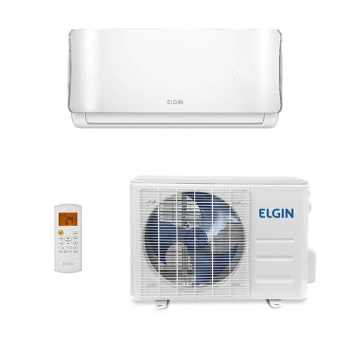 Ar-Condicionado Split HW Inverter Elgin Eco Life 9.000 BTUs Quente/Frio 220V