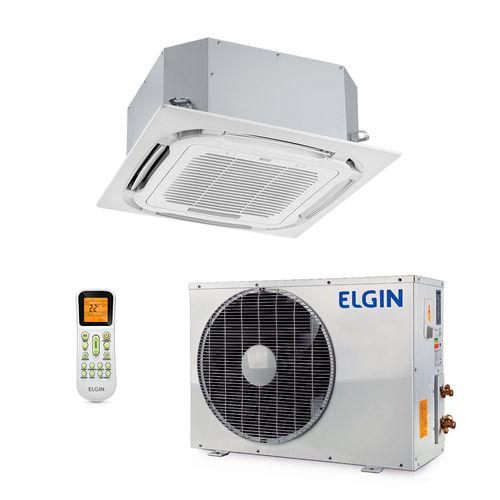 Ar-Condicionado Split Cassete Elgin Plus 36.000 BTUs Só Frio 220V Monofásico