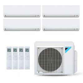 Ar-Condicionado Multi Split Inverter Daikin 28.000 BTUs 4 ambientes