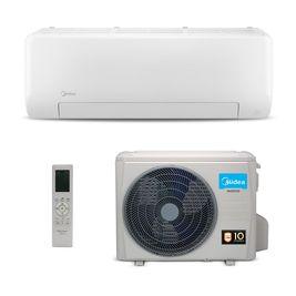 Ar-Condicionado Split HW Inverter Midea All Easy 12.000 BTUs Quente/Frio 220V