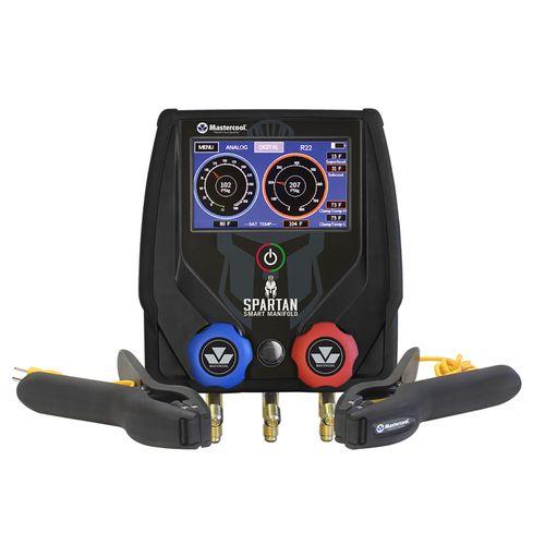 Manifold Digital Mastercool Spartan 2 Vias 99923-BT-2