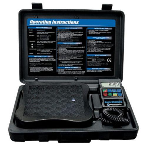 Balança Digital Mastercool 110 Kg com Aviso Sonoro - 98210-A