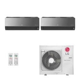 Ar-Condicionado-Multi-Split-Inverter-LG-artcool-2ambientes