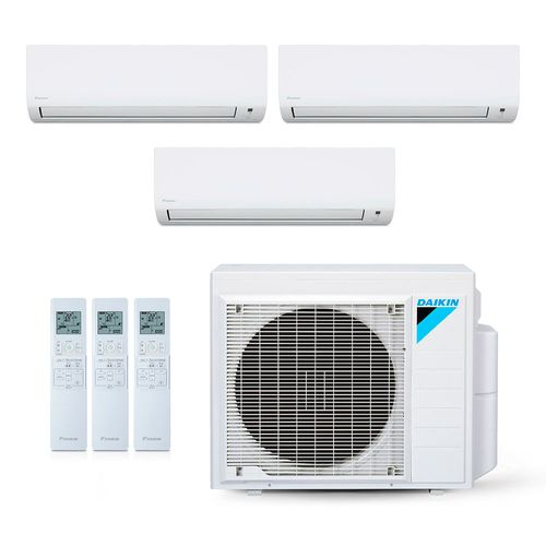 Multi-Split-Daikin-inverter-3-ambientes-hi-wall