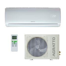 Ar-Condicionado Split HW Agratto Eco 30.000 BTUs Quente/Frio 220V