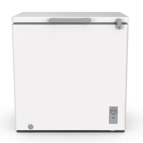 Freezer Horizontal Branco Midea 205L 127V