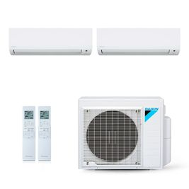 Ar-Condicionado Multi Split Inverter Dakin 18.000 BTUs (1x Evap HW 9.000 + 1x Evap HW 12.000) Quente/Frio 220V