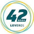 Selo 42 Anos Leveros